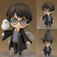 2019 Hot 10cm Movie Harrie Potter JK RowlingGSC 999# Action Figure Changeable Collection Doll Christmas Gift Toys For Children