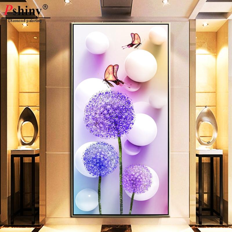 Pshiny 3d DIY κέντημα με διαμάντια - Τέχνες, βιοτεχνίες και ράψιμο - Φωτογραφία 3