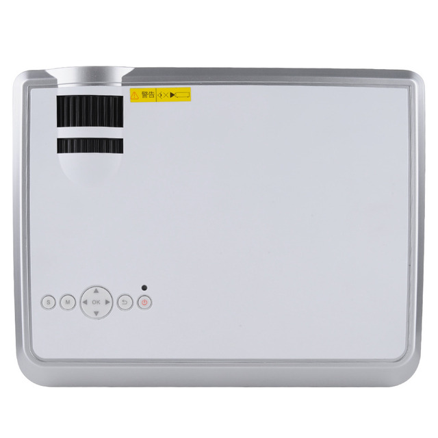 Proyector Led Full HD projeksiyon Mini Pico Proyector portátil HDMI proyector de Cine En Casa proyector multimedia Full HD 1080 P de vídeo