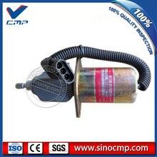 24v топливная заслонка Соленоидный клапан 3415706 для cummins