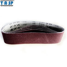 5 Pieces Sanding Belt 4x36 100x915mm with Grit 60 80 120 240 for Sander Power Tools Accessories