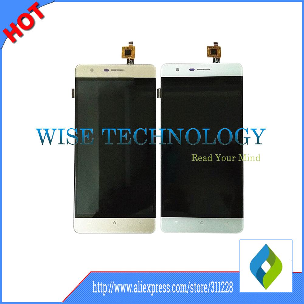 Nuevo Llega Para Ouki KT50102FPC-C Oukitel G7 G7 Pantalla Táctil con Panel LCD d