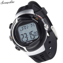 New Waterproof Girls Males Watches Health Coronary heart Charge Monitor Sport Clock Energy Counter wholesale