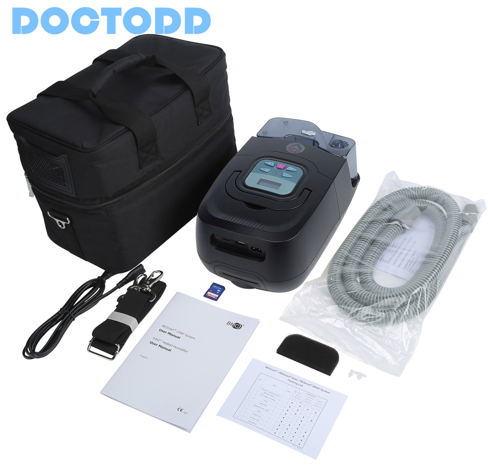 Doctodd GI Auto CPAP Machine Health Care Medical Breathe Respirator Machine Ventilation Continuous Positive Airway Pressure цена и фото