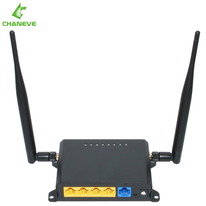 CHANEVE 802 11b g n 300Mbps OpenWrt Wireless WiFi Router MT7620A Chipset with sim card pci