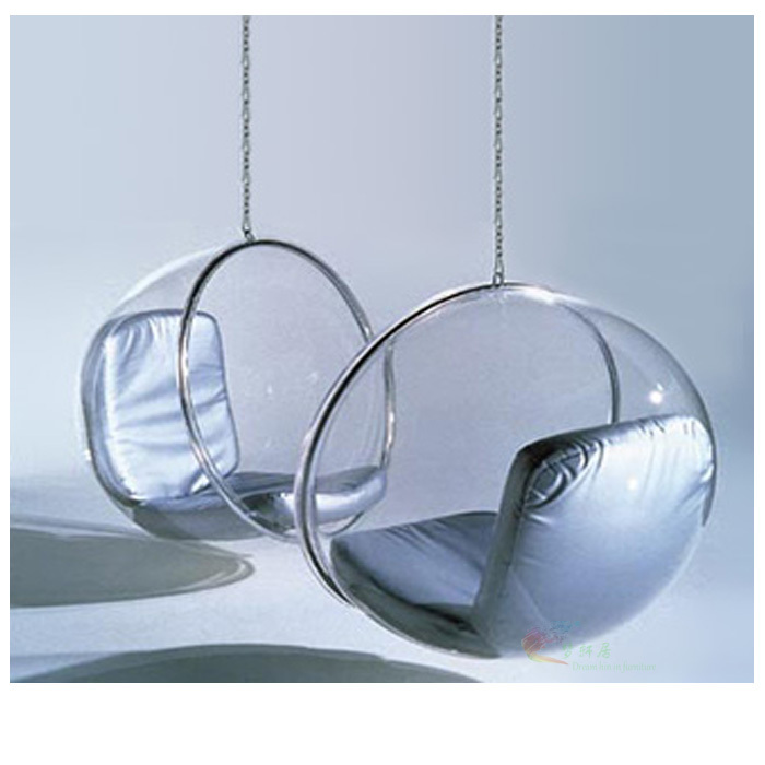cheap acrylic bubble chairs ikea chair and shook his european indoor swing fashion creative. Black Bedroom Furniture Sets. Home Design Ideas