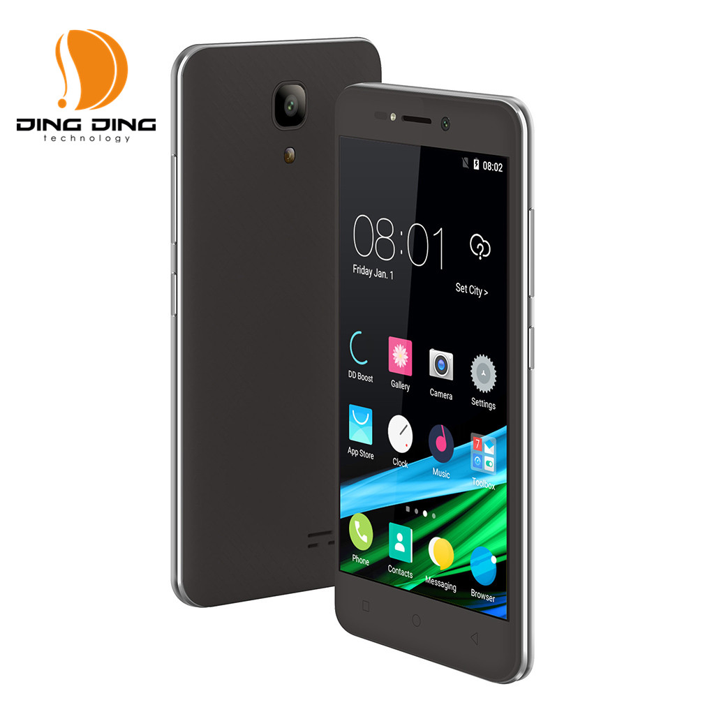 DINGDING A1 4 5 3G Smartphone 512M RAM 8GB ROM Quad Core MT6580M 854x480P Android 6