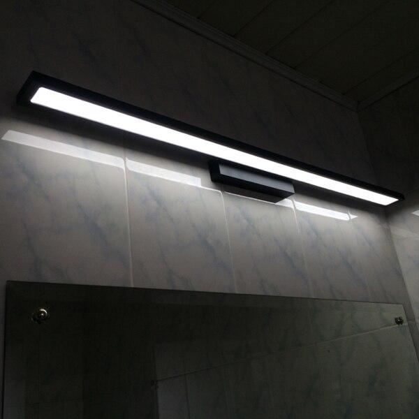 Spiegel LED lamp Spiegel front light LED wandlampen badkamer ...