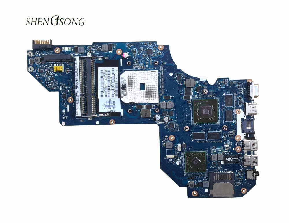 Free Shipping 702177-501 702177-001 for HP Envy M6 laptop motherboard HD7670M/2G LA-8712P mainboard 100% Tested цены онлайн