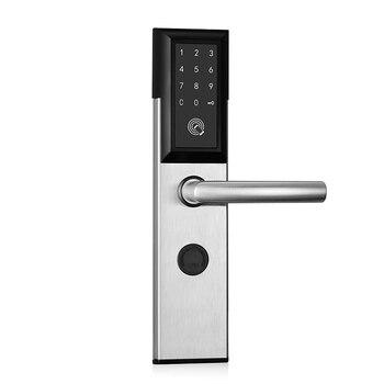 Eseye Smart APP Door Lock Digital Door Lock Touch  Keypad Eletric Lock With Password Key Unlock Security For Home Hotel