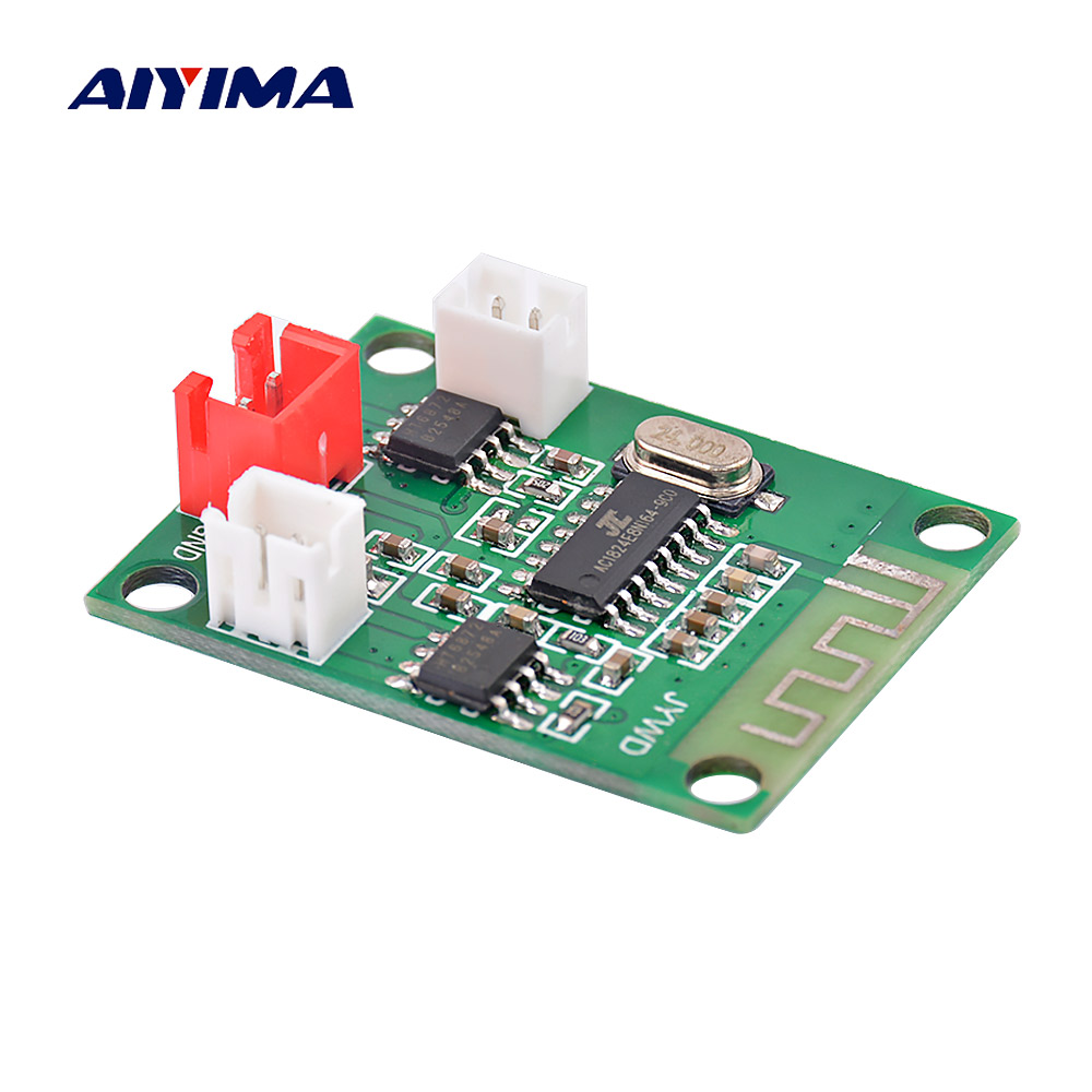 AIYIMA 3W*2 Bluetooth Amplifier Board 2.0 Channel Bluetooth Audio Amplifier Module DC3.3-5V