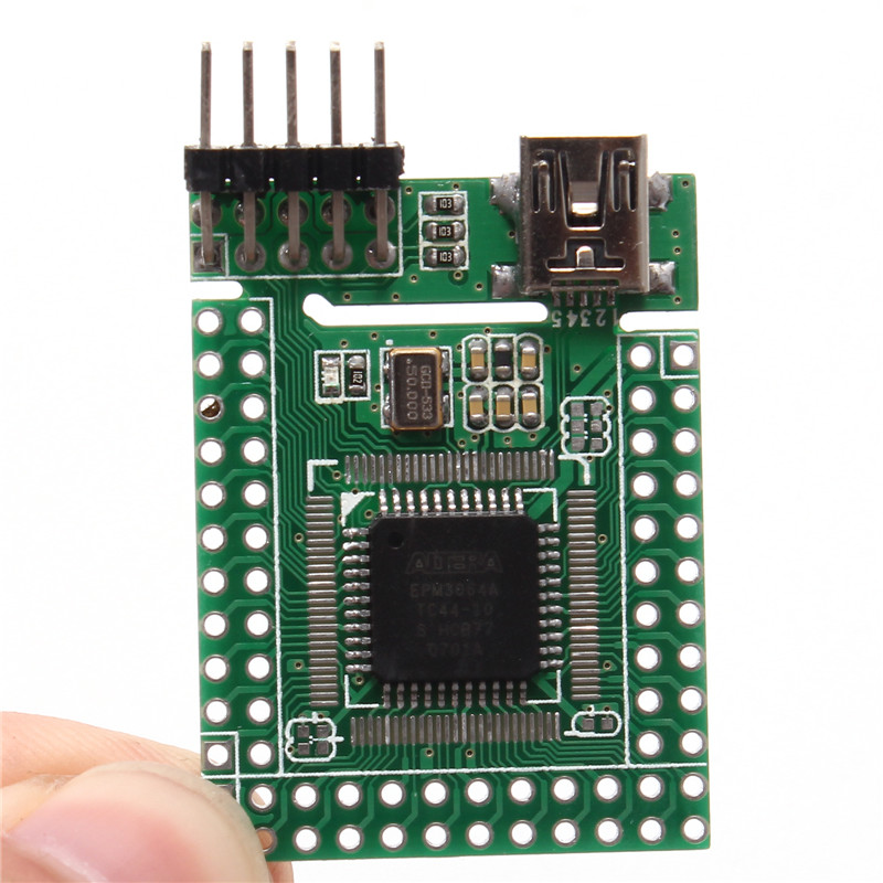 3.3V 50MHz CPLD Minimum System Development Board Core Board Module JTAG/USB/LED/LDO MAX3000 EPM3064