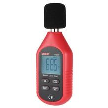 UT353 Noise Measuring Instrument db Meter 30~130dB Mini Audio Sound Level Meter Decibel Monitor sound meter level equipment se ar814