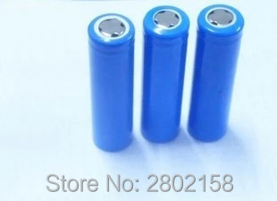10 PCS Free shipping for18650 1200 mah lithium battery 3.7 V rechargeable battery mobile power strong light flashlight batteries image