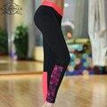 Leggings esportivos Mulheres Moda Barata Roupas Para Roupas de Fitness Para Mulheres Calzas Mujer Calças Patchwork Calças de Treino