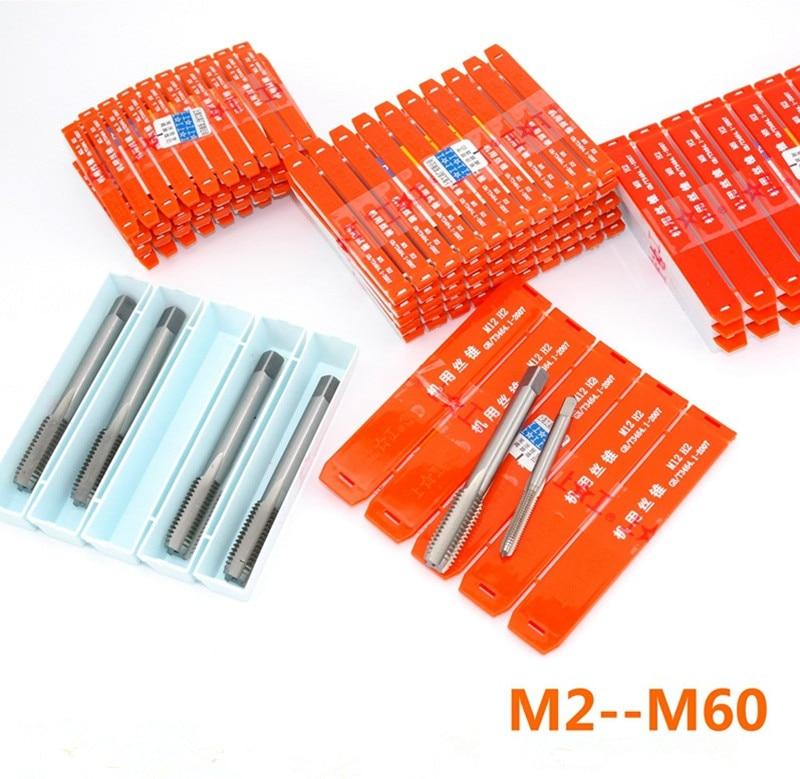 HSS M2 / din 1.3343 Gwintowniki gwintowane wysokiej jakości Rozmiar - Narzędzia ręczne - Zdjęcie 6