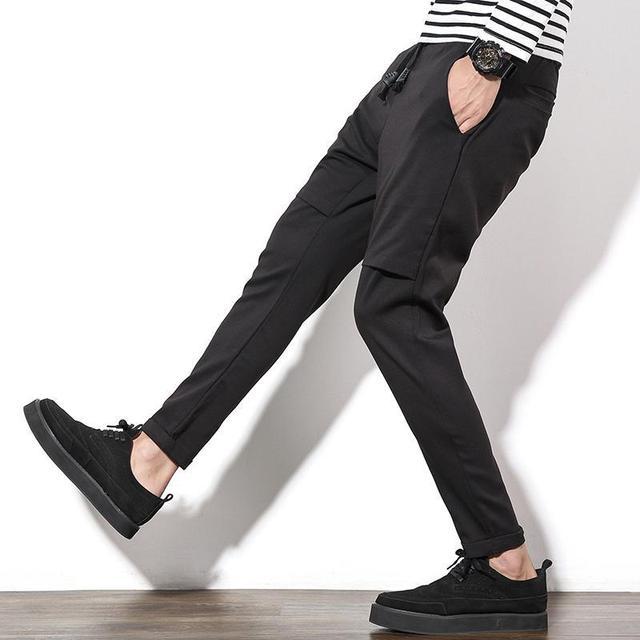 Zeeshant grande tamanho xxxxxl 2017 harem pants dos homens calças dos homens estilo casual para outwearr ativo em homens casuais calças