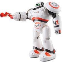 JJRC R1 Intelligent Programmable Walking Dancing Combat Defender RC Robot  F22250/51