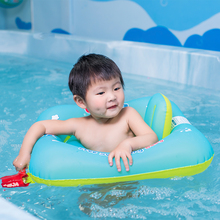 New Baby Seat Floating Inflatable Baby Swim Ring Kids Swimming Pool Accessories Mainan Kanak-kanak Square Rafting Inflatable Bath