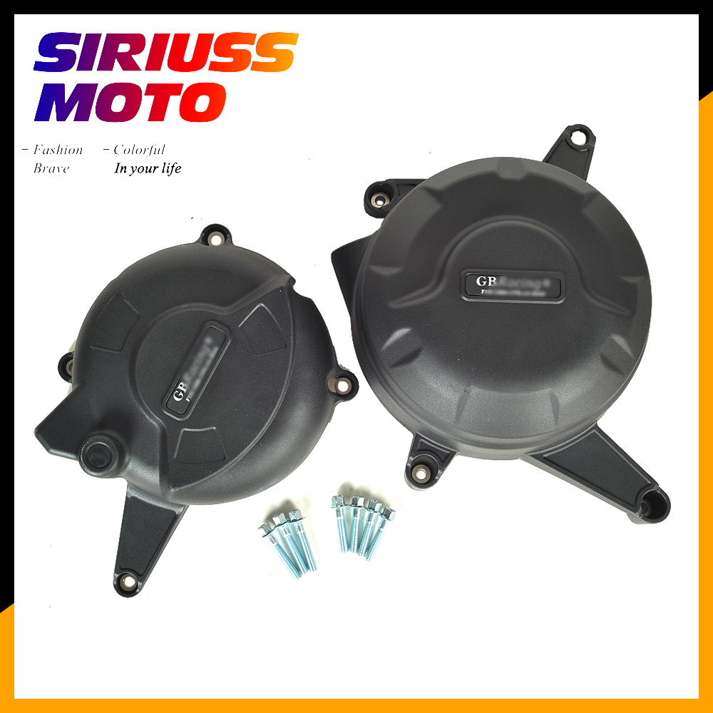 Kit d'outils de Protection de moteur secondaire pour moto GB Racing pour DUCATI 899 2014-2015