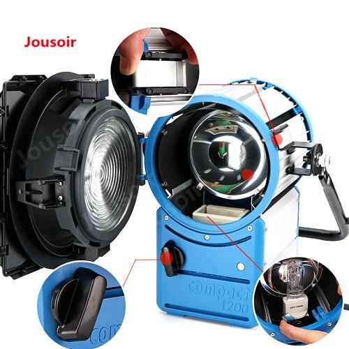 1200 w HMI Fresnel Éclairage Ballast Électronique Pour Caméra Film Film Studio CD15