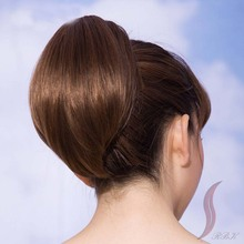 80g short Claw Clip Drawstring Ponytail Fake Hair Extensions   False Hair Pony Tails Horse Tress  Synthetic Hairpieces Pieces