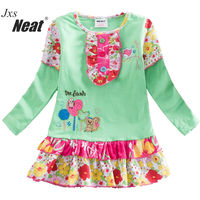Вышивка на одежде для девочки