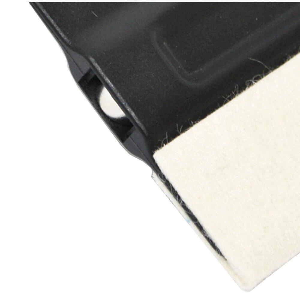 Auto couleur changement fenêtre grattoir Wrap teinte vinyle Film daim laine aimant raclette nettoyage Kit d'outils accessoires voiture style K77 - 3