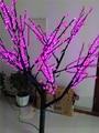 LED Christmas Tree 2M LED Cherry Blossom Tree Light Waterproof Landscape Lighting