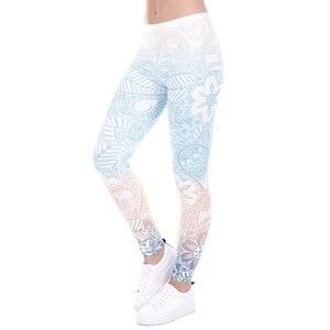 Image 1 - Legging leggings leggings legging legging leggins calças de fitness de alta elasticidade para mulheres