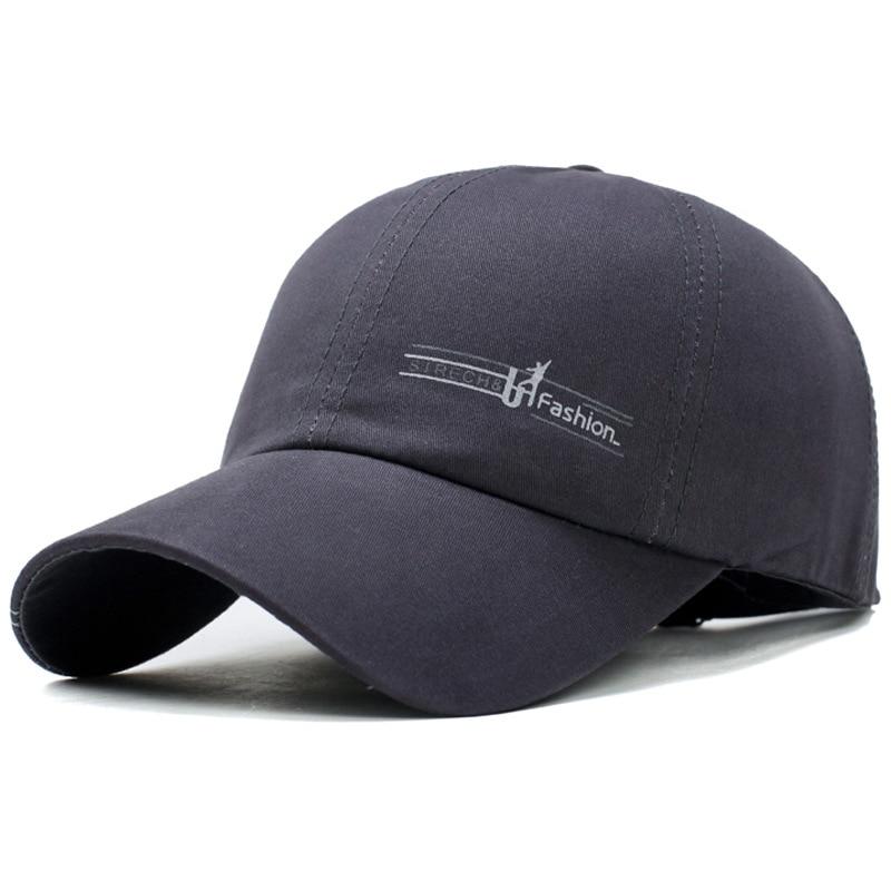 women plaid baseball caps adult casual adjustable cotton autumn winter spring 2018 new - 3