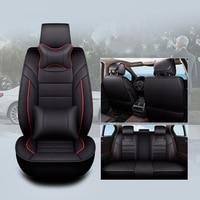 Healthy Fiber Leather Car Cushion Seat Covers Universal For Audi A4L A6L B6 B8 B7 A6