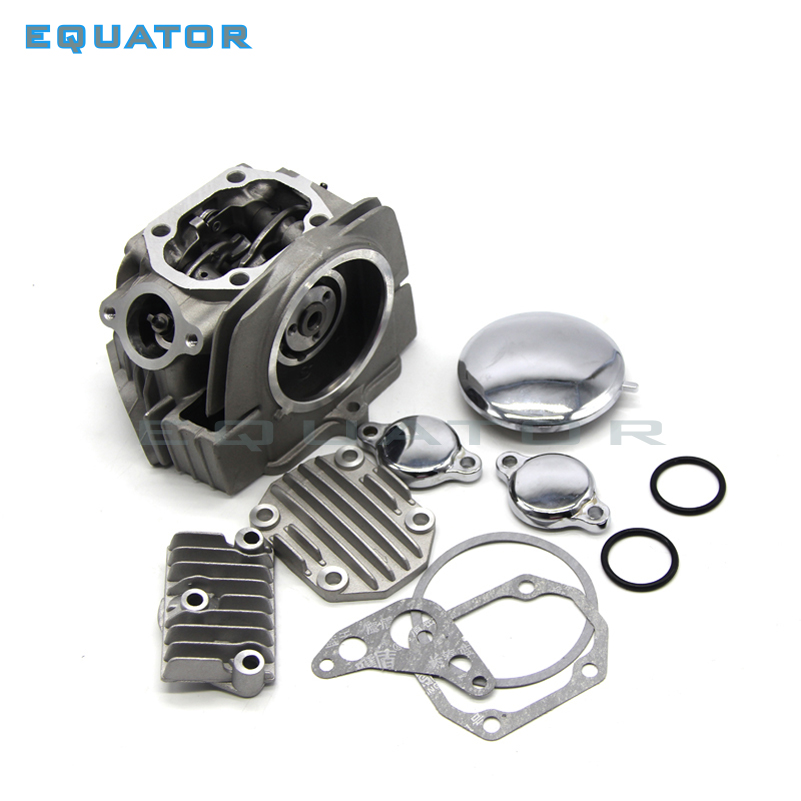 motorcycle dirt pit bike parts LIFAN LF 125CC LF125 Engine Cylinder Head fit Most of Chinese Pit bike ATV цены