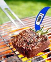 1 X Food Thermometer Digital Probe Meat Milk Kitchen Thermometer Cooking BBQ W Probe
