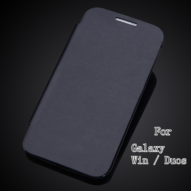 New Quality Back Battery Housing Cover For Samsung Galaxy Win i8550 / Duos I8552 8552 GT-i8552 i8558 Flip Case