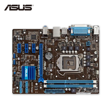 Asus P8H61-M LX PLUS R2.0 Original Gebrauchte Desktop-Motherboard H61 sockel LGA 1155 i3 i5 i7 DDR3 16G uatx getestet Auf verkauf