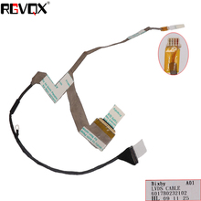 NEW Laptop LCD Cable For HP Mini 110-1000 110-1100(Short line) P/N 6017B0232102 6017B0207601 Repair Notebook LVDS CABLE
