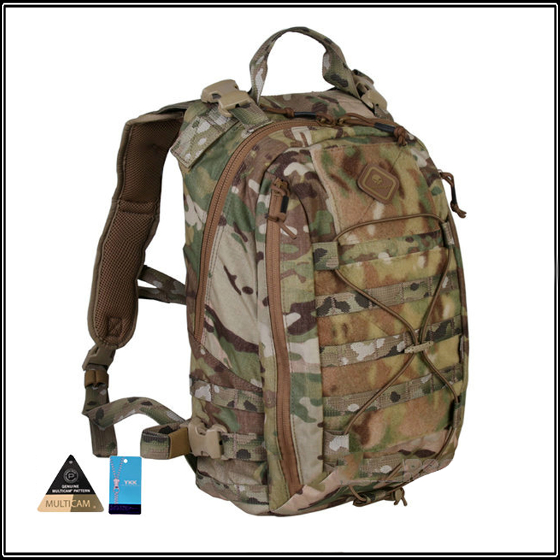 Tactical Outdoor Hunting Bags  Assault Pouches Backpack Multicam Removable Operator Pack Pouch Military Airsoft Equipment EM5818