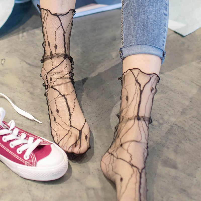 Сексуальные капроновые носки