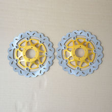 One Pair Front Brake Disc For Honda CBR 600 FX FY VFR 800 FIW FIX CBR 900 XL 1000 V [PA197]