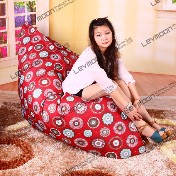 FREE SHIPPING Outdoor Bean Bag Water Proof Dot Bean Bag Pattern - Adult bean bag pattern free