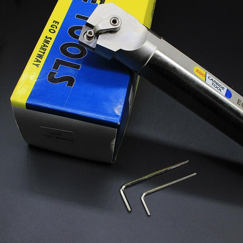 S32S MCKNR12 High quality cutting bar lathe tool wholesale carbide blade holder tool Tool bar cutterS32S MCKNR12 High quality cutting bar lathe tool wholesale carbide blade holder tool Tool bar cutter