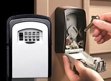 Безопасный домашний прочный ящик для хранения сейф hider с 4