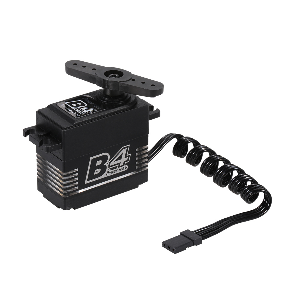 Power HD B4 25KG High Torque Brushless Digital Servo with Metal Gear for 3DF3A RC Airplane Car Helicopter цена