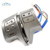 For Bluetooth Steering Wheel Audio Control Switch 84250 02200 For Toyota Corolla ZRE15 2007 2010 8425002200