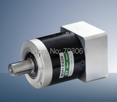 60mm good quality nice Speed Reducers planetary gearbox Gear ratio 3:1 be applicable for servo motor or stepper motor gearboxes