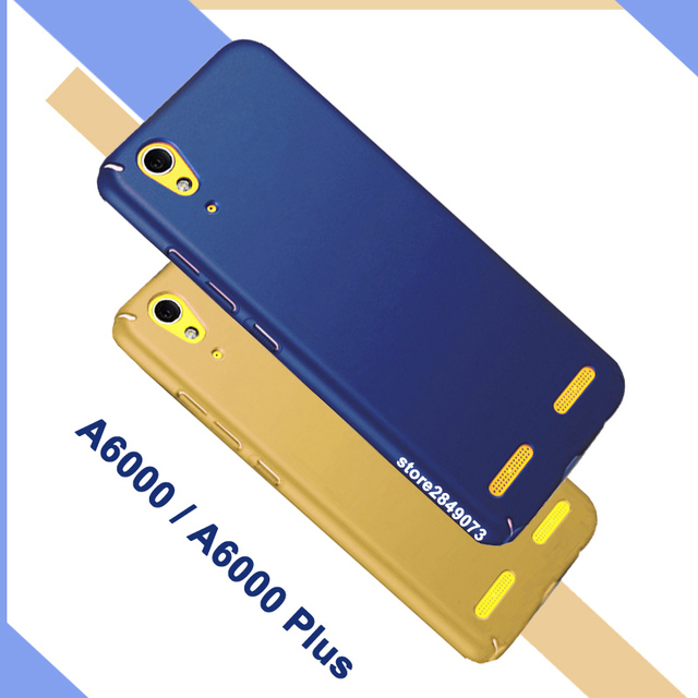 best service 29411 94558 US $4.99 |lenova k3 case matte protective back cover Lenovo A6000 Plus full  body cover ultra thin case For Lenovo A6000 A 6000 Case Cover on ...