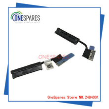 Original Laptop Hard Drive Connector For DELL L421X hdd cable 0455X3 DC02C002O00 QLM00_HDD_CABLE