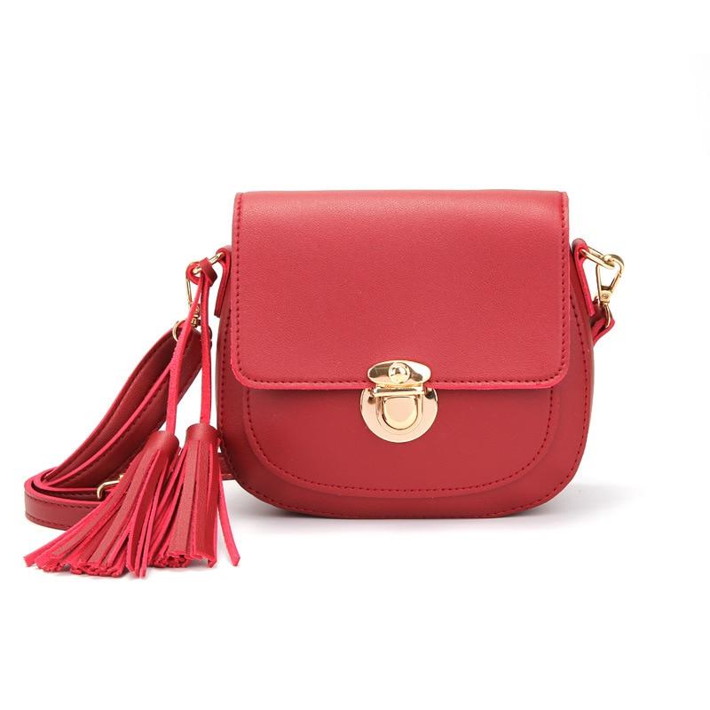 Tassel Women Messenger Bags Women Designer Women Handbags High Quality Bags Female Shoulder Bag Woman CrossBody Bag Small in Shoulder Bags from Luggage Bags