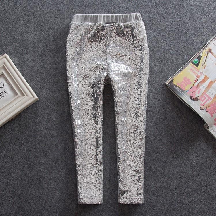Children'S Sparkly Leggings
